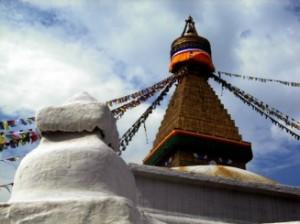 Templo budista Boudnath