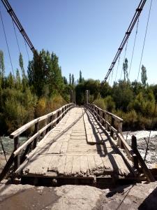 Mais Pontes na Caminhada