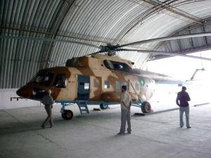 O Helicóptero de Resgates Russo, M171