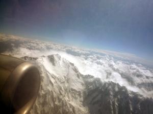 Voando para Skardu