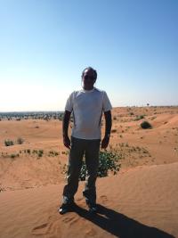 Paulo no deserto