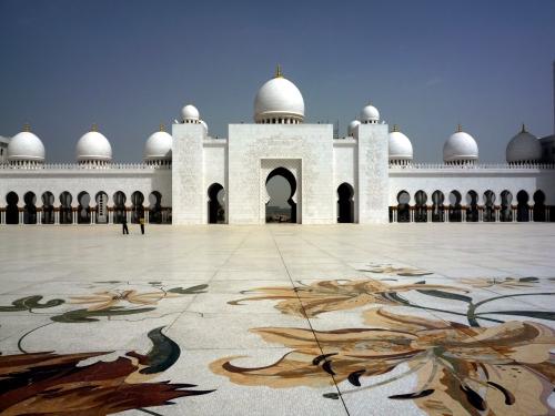 Mesquita Sheikh Zayed