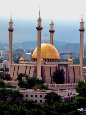 Mesquita em Abuja