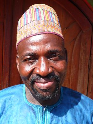 Nigeriano e Muçulmano