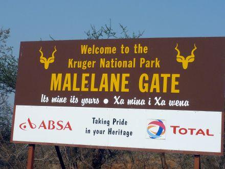 """""""Malelane Gate"""""""
