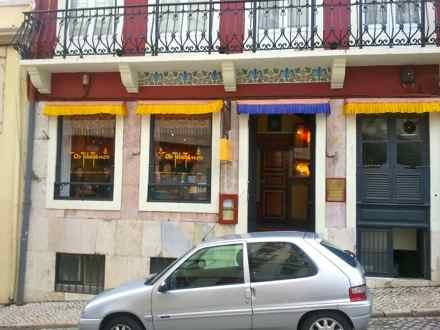 """Restaurante """"Os Tibetanos"""", comida vegetariana"""