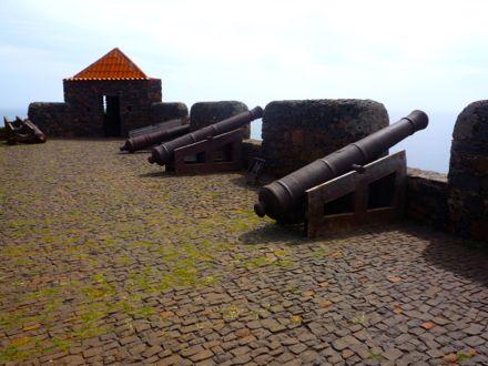 Fortaleza na Cidade Velha